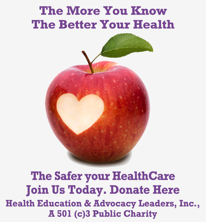 Health Education & Advocacy Leaders, Inc.,