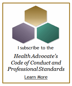 Health Advocate Code of Conduct