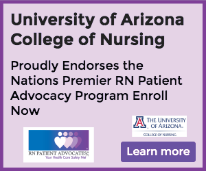 University of Arizona College of Nursing and RN Patient Advocates Learning Intensive