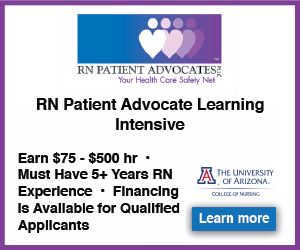 RN Patient Advocate Learning Intensive