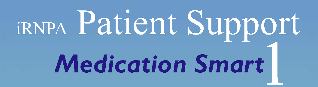 iRNPA Patient Support Logo